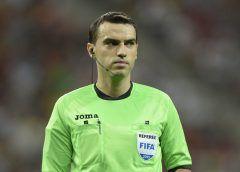 Ovidiu Hațegan arbitrează în Liga Campionilor la Moscova