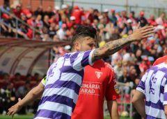 UTA – ASU Politehnica Timisoara 0-2 ( 0-1 ) Liga 2 Fotbal – etapa 33