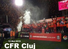 CFR 1907 Cluj – CSU Craiova 1-0 ( 1-0 ) .                    Penultima etapa Play – Off – Liga 1 fotbal