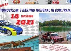 Spectacol pe patru roti in concursul VTM TRAIAN VUIA-lac SURDUC 2021